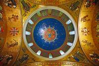 Cathedral Basilica of Saint Louis Interior Study 1