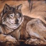 """""""wolf1"""" by Jandy"""