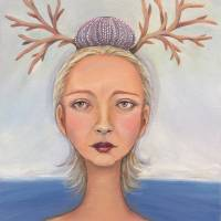 Urchin Art Prints & Posters by Alisa Proctor