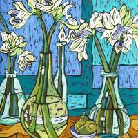 Thoughts of Spring Art Prints & Posters by Monique Straub