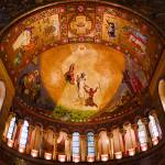 """""""Cathedral Basilica of Saint Louis Interior Study 8"""" by robertmeyerslussier"""