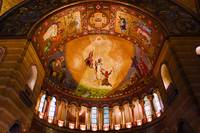 Cathedral Basilica of Saint Louis Interior Study 8