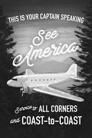 See America Flight Poster_grey_grainy