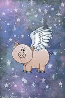 Angel Pig II