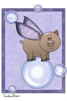 Bubble Piggy I