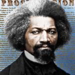 """Frederick_Douglass_words.28X32"" by RubinoFineArt"
