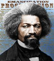 Frederick Douglass And Emancipation Proclamation P