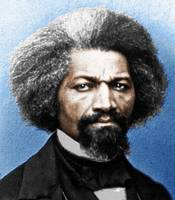 Frederick Douglass Painting In Color