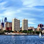 """Philadelphia Pa Skyline"" by susansartgallery"