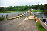 Brookfield, Vt - Floating Bridge 2006