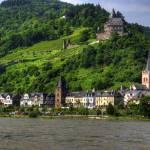 """""""Bacharach am Rhein"""" by TomGomez"""