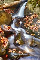 Fall Cascade Of The Black River