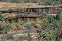 Ancestrol Cliff Dwelling Mesa Verde National Park