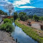 """Riding the Rails in Durgango"" by jkphotos"