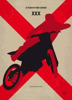 No728 My xXx minimal movie poster