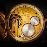 """American Watch Company Pocket Watch"" by johncorney"