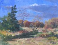 Autumn Light, Haley Farm