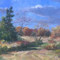 Autumn Light, Haley Farm Art Prints & Posters by Blaney Harris