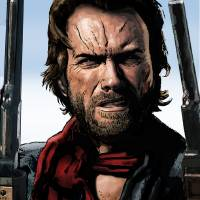 Clint - The Outlaw Josey Wales Art Prints & Posters by Dan Avenell