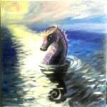 """""""seahorse2"""" by randreeva"""