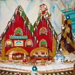 """Gingerbread House Study 1"" by robertmeyerslussier"
