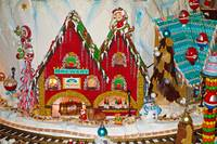 Gingerbread House Study 1