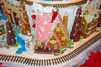 Gingerbread House Study 4