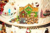 Gingerbread House Study 5