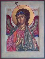 Angel Gabriel Icon