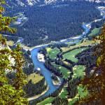 """Banff from Above 2"" by PriscillaTurner"