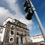 """Church in Ponta Delgada"" by gavila"