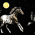 """Appaloosa Moon-4000"" by davegafford"