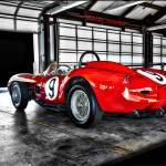 """""""1958 Ferrari 250 GT Testa Rossa"""" by FatKatPhotography"""