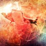 """Cracks of Colors"" by GracefulFoto"