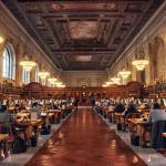 """New York Public Library"" by JessicaJenney"