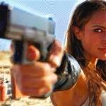 """""""GUN.GIRL"""" by RubinoFineArt"""