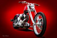 Seventies Chopper 'California Style' I