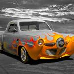 """1950 Studebaker Coupe_HDR"" by FatKatPhotography"