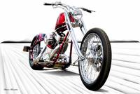 California Chopper 'Seventies Style'