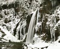 Franklin Falls In Winter Dress