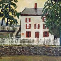 Locktender's House in New Hope Art Prints & Posters by Robert Holewinski