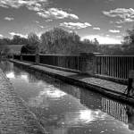 """""""Almond_Aqueduct_BW_HDR"""" by TomGomez"""