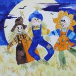 """Scarecrows"" by mozache"