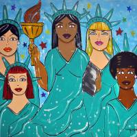 Liberty for All Art Prints & Posters by John Gascot