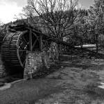 """old mill bw"" by Mac"