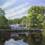 """Honeywood Museum Carshalton Ponds"" by RaymondOre"