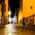 """""""Nocturnal empty street"""" by Nadril_RB"""
