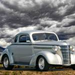 """1938 Chevrolet Business Coupe"" by FatKatPhotography"