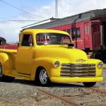 """1953 Chevrolet 3100 Pickup"" by FatKatPhotography"