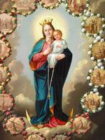 our lady of rosary